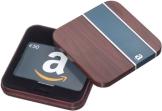 Amazon.de Box mit Geschenkkarte - 50 EUR (Retro) - 1