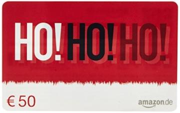 Amazon.de Box mit Geschenkkarte - 50 EUR (Weihnachtsmann) - 2