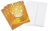 Amazon.de Grußkarte mit Geschenkgutschein - 3 Karten zu je 20 EUR (Alle Anlässe) - 1