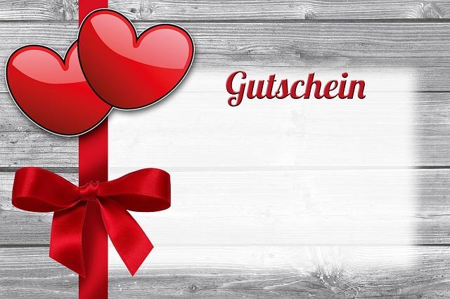 Gutscheine selber gestalten geschenk gutscheine online basteln gutschein vorlagen puzzle - Gutschein selbst gestalten ideen ...